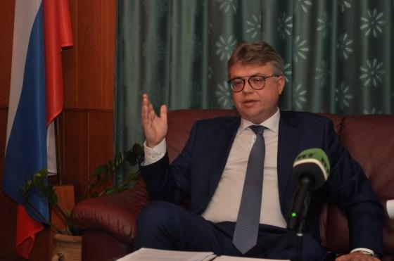 L'ambassadeur russe: Les Algériens sont « les seuls maîtres » de leur destin