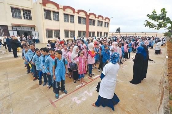 Rentrée scolaire à Béjaïa : Un retour en classe normal