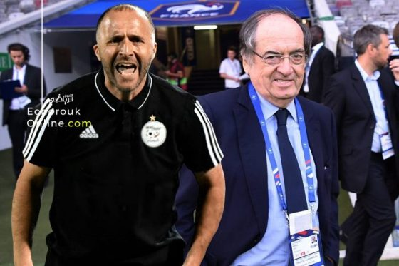 Match de prestige entre l'Algérie et la France