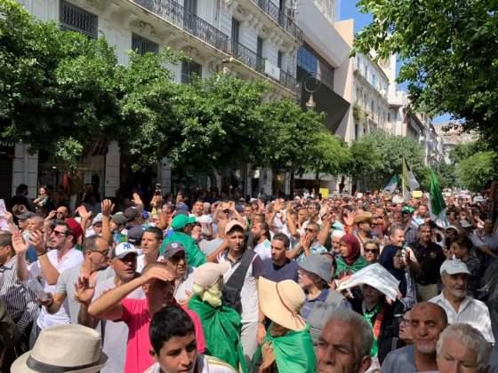 29e marche des étudiants : Rebond impressionnant dans la mobilisation