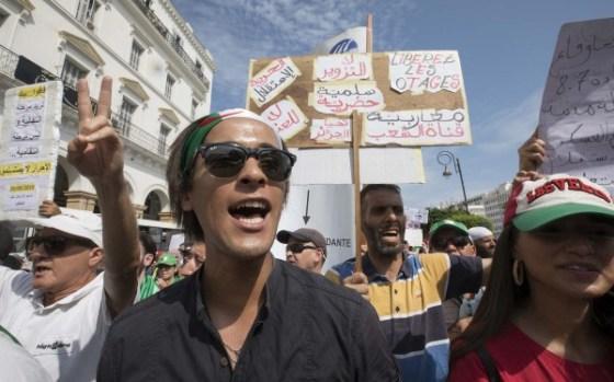 29e marche des étudiants : Forte mobilisation à travers les wilayas du pays