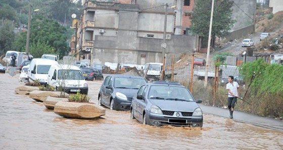 Pluies torrentielles : Gestion et prévention des catastrophes