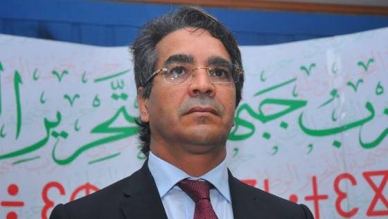 Mohamed Djemaï démis de son poste , Ali Seddiki nouveau SG par intérim du FLN