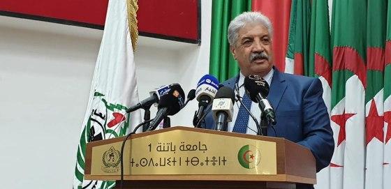 Tayeb Bouzid annonce l'ouverture des inscriptions au concours de doctorat