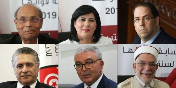 Présidentielle en Tunisie  Des outsiders, dont un candidat incarcéré, au second tour