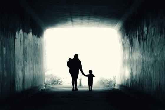 Des tourments d'une mère célibataire