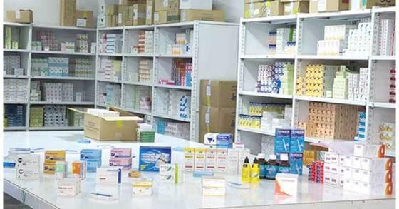 Au moins 50 médicaments en rupture totale de stock