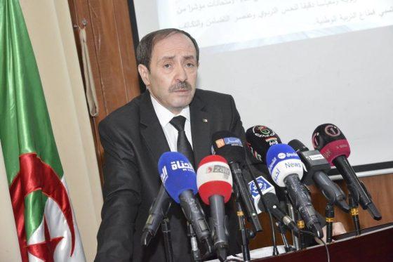 Réforme du bac : Belabed annonce la mise en place d'une commission ministérielle mixte