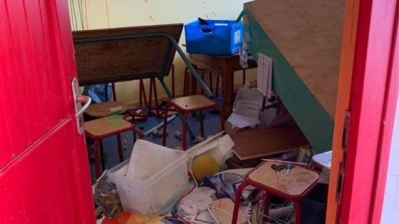 Béjaïa : Une école vandalisée