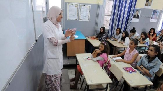 Un demi-million d'enfants quittent l'école