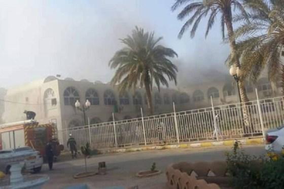 Incendie dans une maternité à El Oued: huit nouveau-nés décédés
