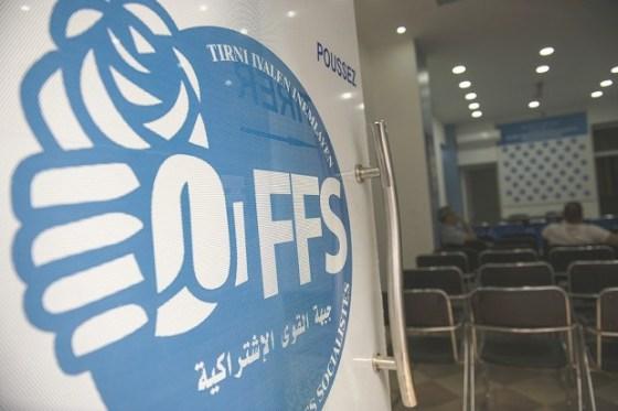Le FFS dénonce l'élection du 12 décembre