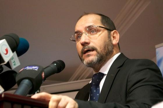 Abderrezak Makri l'a affirmé :  « Le MSP ne soutiendra aucun candidat »