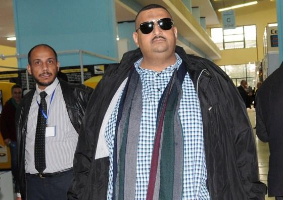 Baha Eddine Tliba s'enfuit en Tunisie