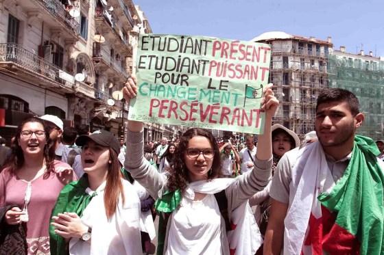 Forte mobilisation des étudiants lors du 32e mardi