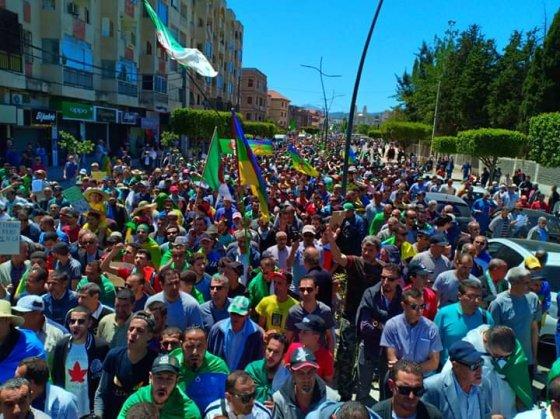 Béjaia : Les Béjaouis toujours mobilisés