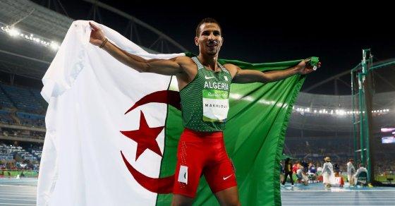 Athlétisme/Mondiaux-2019 : médaille d'argent pour Makhloufi sur 1500 mètres