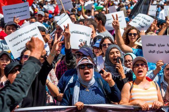 Le Collectif NABNI dénonce et appelle à la libération des détenus