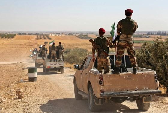 Syrie : Confusion à la frontière syro-turque
