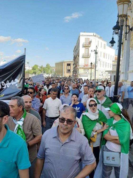 Tizi-Ouzou : Grande marche citoyenne