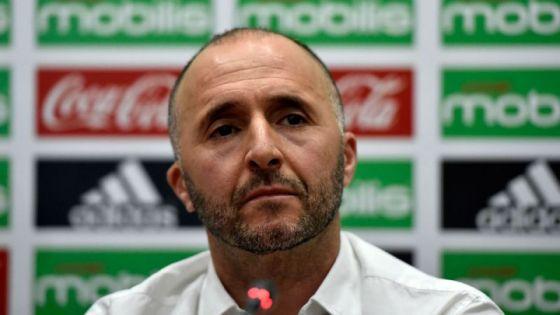 """Djamel Belmadi  : """"Notre premier objectif est de nous qualifier pour Qatar 2022"""""""