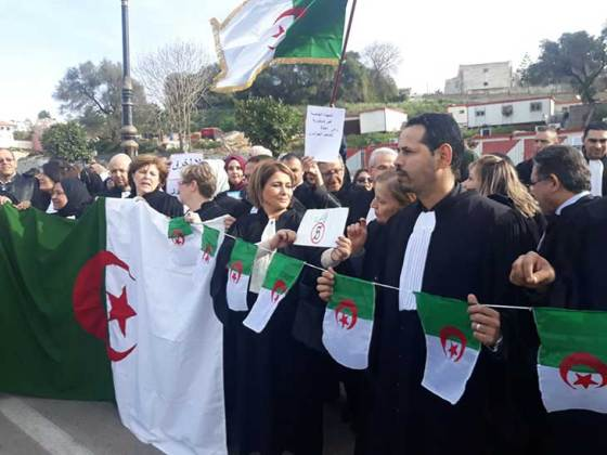Marche nationale des avocats le 24 octobre
