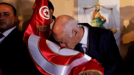 Kais Said nouveau président de la Tunisie