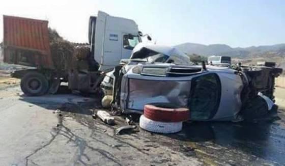 Un mort et trois blessés sur les routes de Constantine