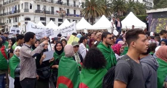 Marche des étudiants : Encore un rejet du projet de loi sur les hydrocarbures