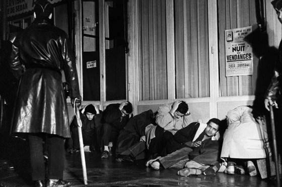 Manifestations du 17 octobre 1961 : l'horreur à Paris