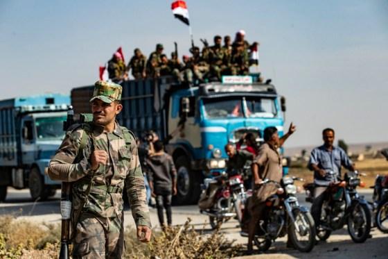 Syrie : Ankara poursuivra ses opérations militaires contre les Kurdes
