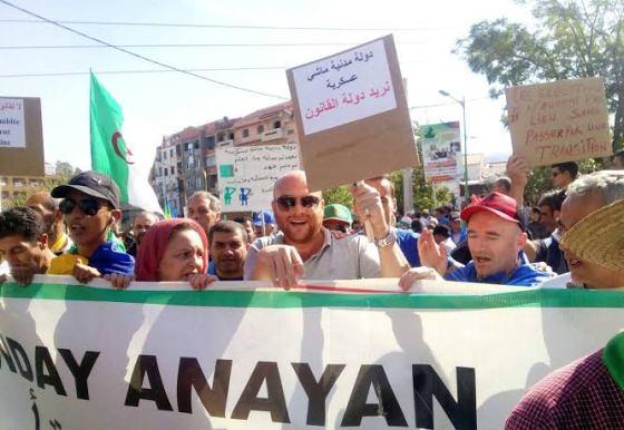 Bejaia : Marée humaine dans les rues