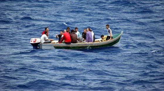Mostaganem : Neuf harraga interceptés par les garde-côtes