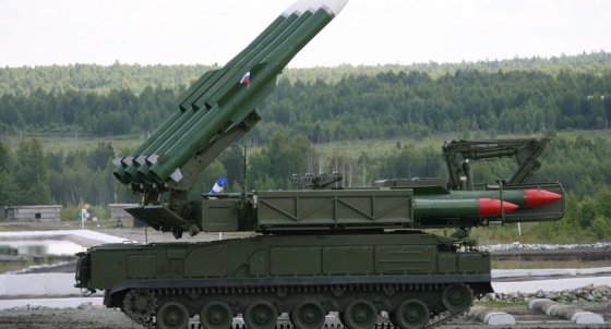 Les pays africains font leur marché d'armements russes