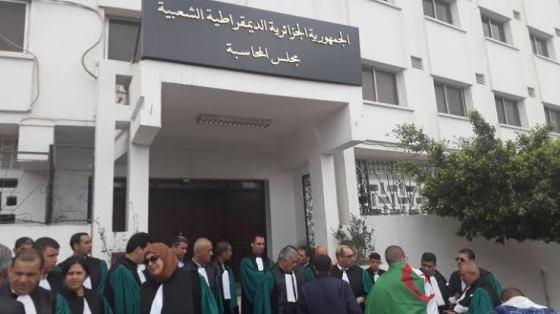 Les magistrats appellent à un sit-in devant le ministère