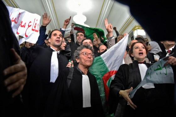 Tizi Ouzou : La cour et les tribunaux paralysés