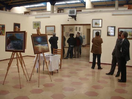 Nouvelle galerie d'art à Lakhdaria