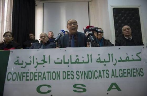 Grève générale aujourd'hui à l'appel de la CSA