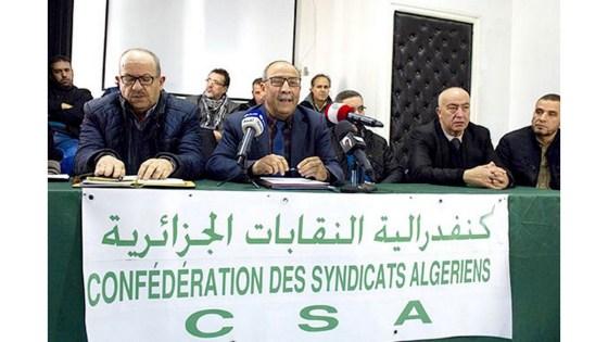 Béjaïa  : Imposante marche des syndicats autonomes