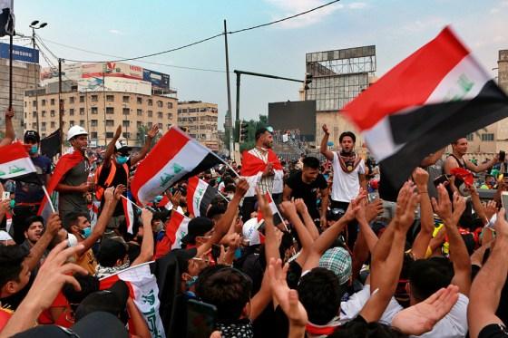 Irak : L'armée décrète un couvre-feu à Baghdad
