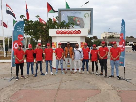 Ooredoo sponsor le SILA 2019
