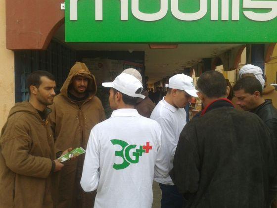 """Mobilis: """"La 3G à la portée de tous!"""""""
