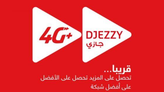 4G : Djezzy étend son réseau à 37 wilayas