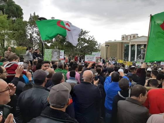 38ème vendredi de mobilisation : Refus du vote à Constantine