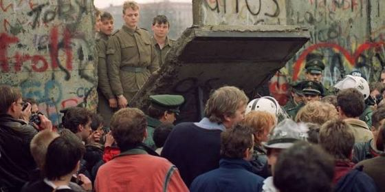 Il y a trente ans : La chute du mur de Berlin
