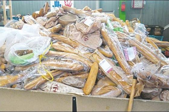 Gaspillage du pain : L'Anca veut sensibiliser les ménages