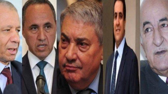 Les cinq candidats unanimes : « La charte instaurera les assises de la démocratie »