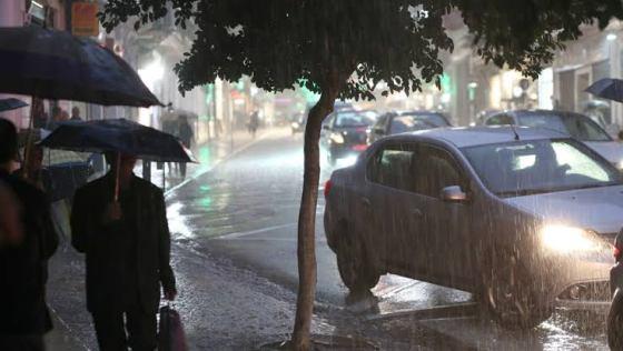 Météo : Jusqu'à 150 mm de pluie, risques importants d'inondations