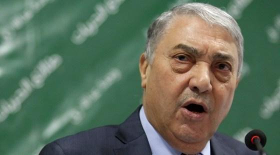Benflis depuis Tlemcen :  « La participation aux élections pour éteindre la fitna »