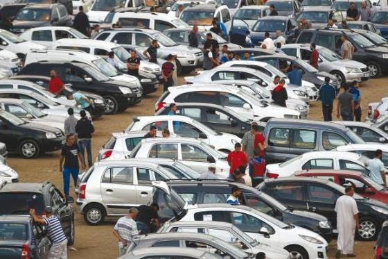Le parc automobile a dépassé 6,4 millions de véhicules selon les données de l'ONS